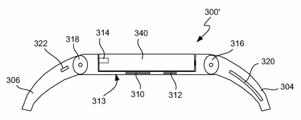 Apple Granted Patent for 'iTime' Electronic Wristwatch