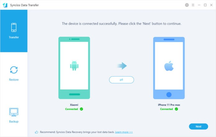 How To Transfer Your Data From Samsung To Iphone