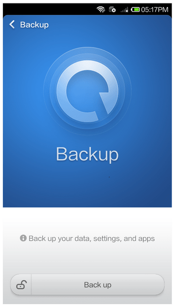 Image result for xiaomi backup