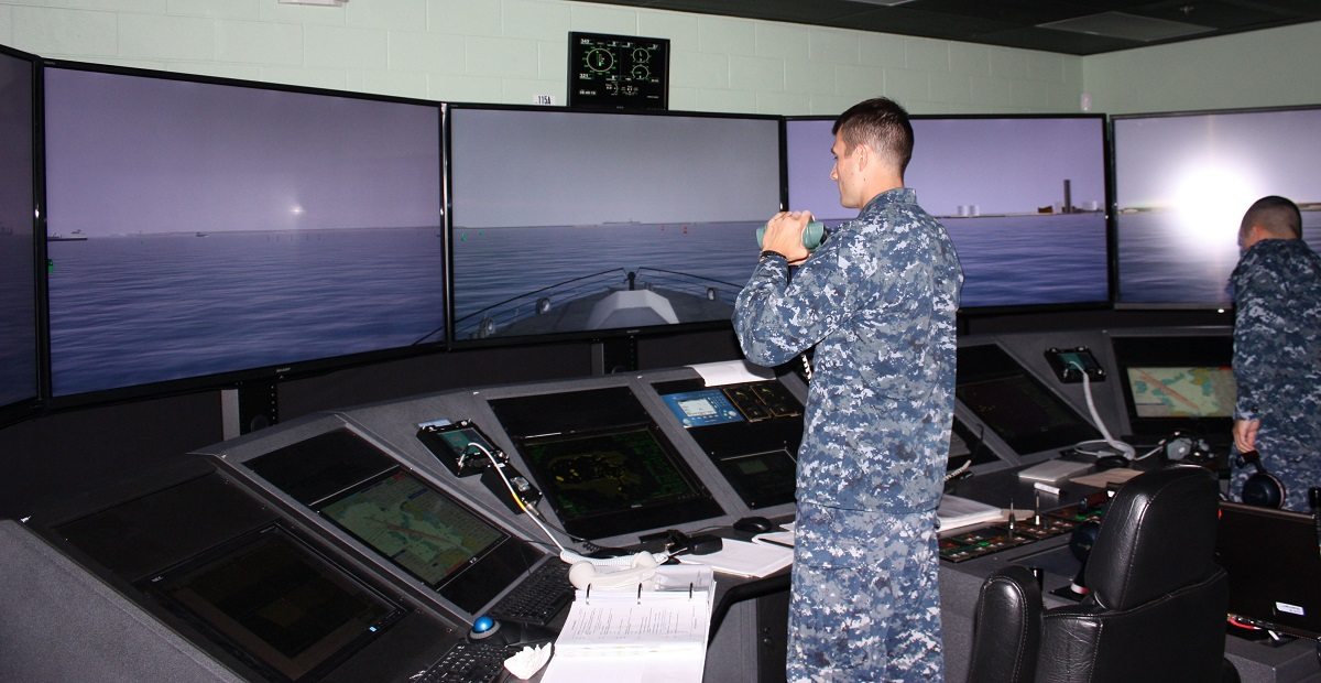 BLDG 127 AEGIS Ashore Team Trainer AATT Installation