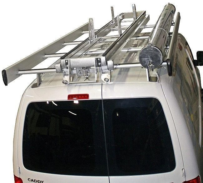 Caddy Roof Bars & Dreamrider