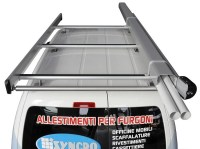 PIPE TUBE FOR ROOF RACK MOUNTING