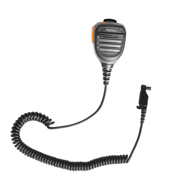 SM26N2 Remote speaker microphone with emergency button and