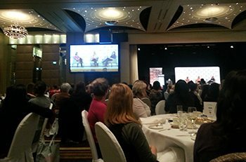 Hearing Nene King Speak at the VECCI Women in Business Lunch
