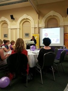 Kate Jenkins speaks at International Womens Day Celebrations in Yarra