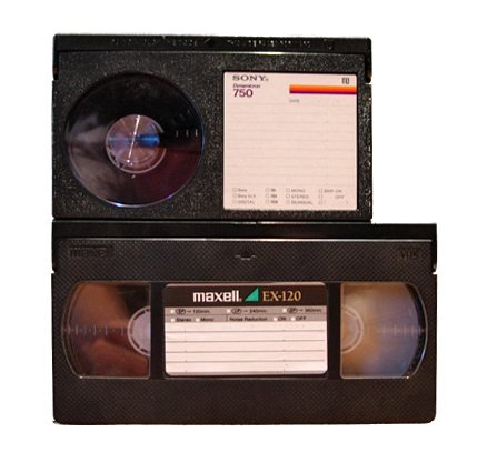 Betamax vs VHS - technology innovations from the 1980s and a case study in how marketing needs to be strategic