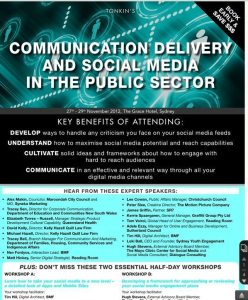GOV49 Communication Delivery & Social Media in the Public Sector