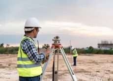 Civil Engineering Surveyor business for sale MA