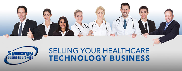 M&A Broker to sell healthcare tech company