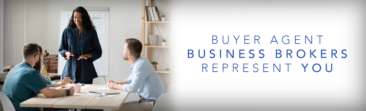 Buyer Agent Business Brokers represent you to buy a business