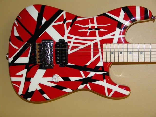 Demartini Guitar Warren