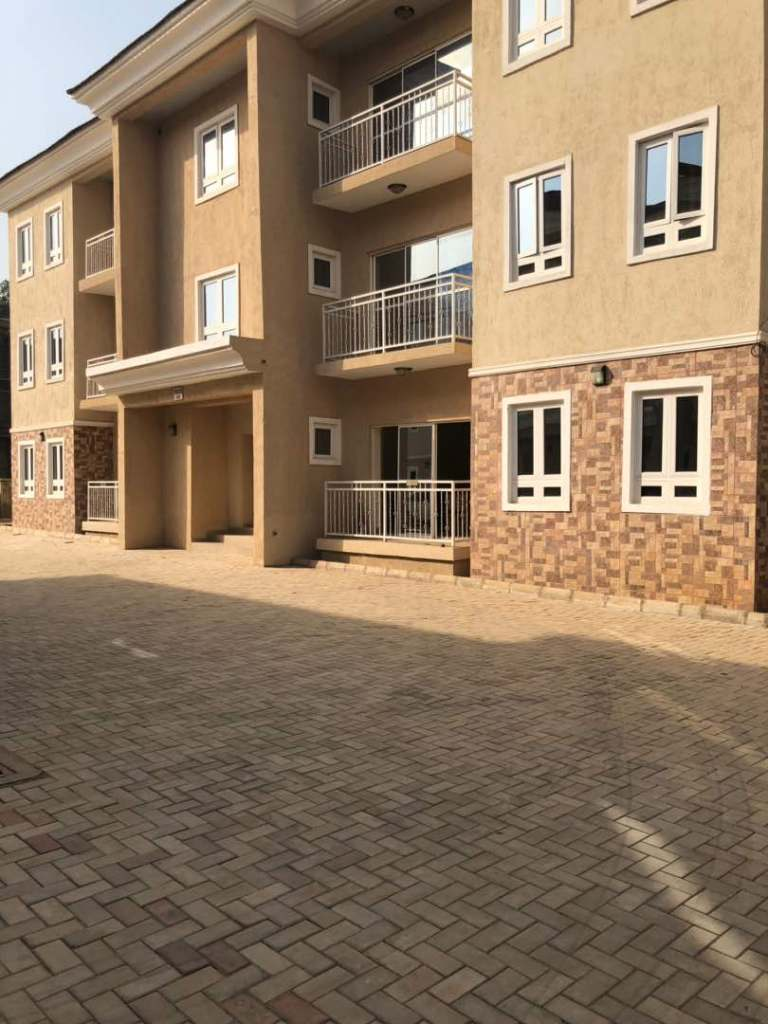 One room apartment at Victoria Garden Estate, Abuja - Synergy Real ...