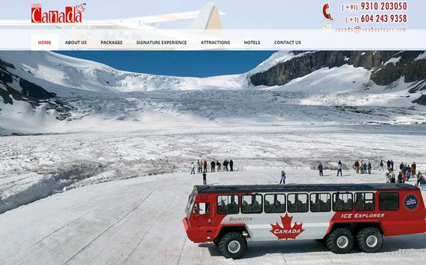 Tour Canada