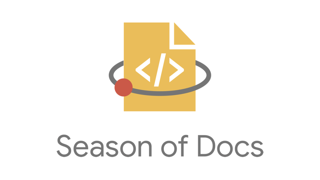 Documentation rework and Google Season of Docs