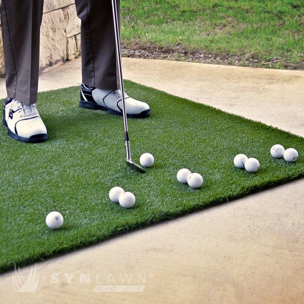 Portable Fairway Mat 4' X - Synlawn Golf