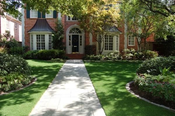 artificial grass landscaping &