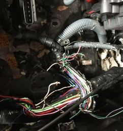 kansas 2014 toyota 4runner main engine harness costing 5500 in damage  [ 1024 x 768 Pixel ]