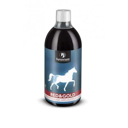 Red & Gold Energy supplement for horses