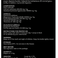 Synovium® Gastrosafe - Healthy Gut - Synovium Horse Health