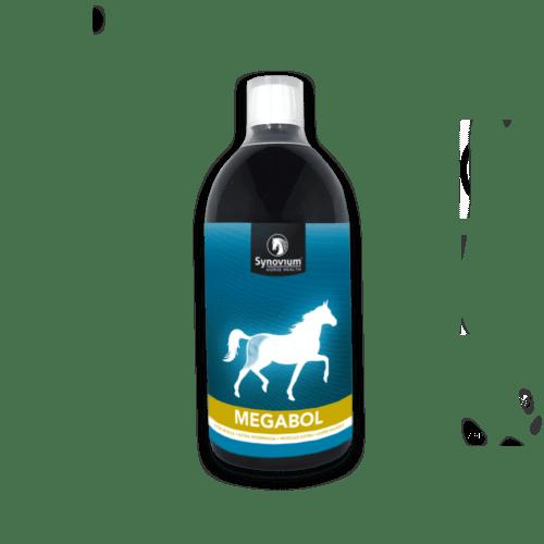 Megabol Synovium best Muscle builder for horses, Gamma Oryzanol for horses (Rice Bran Oil)