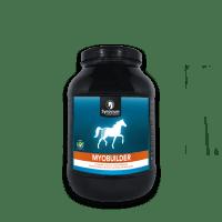 Synovium Myobuilder muscle builder for horses, Gamma Oryzanol