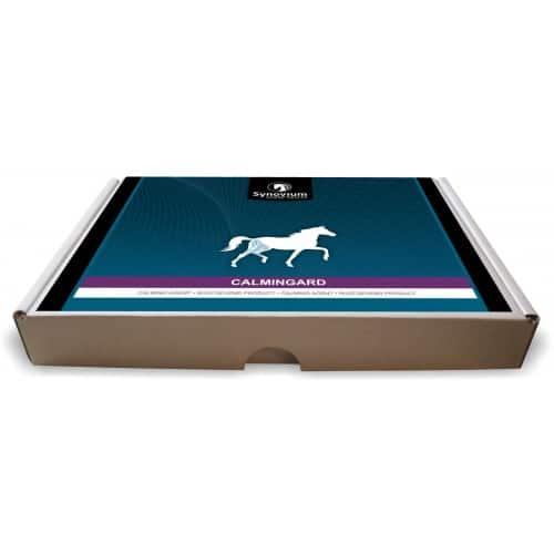 Synovium Instant Calmer for Horses Calmingard Syringes