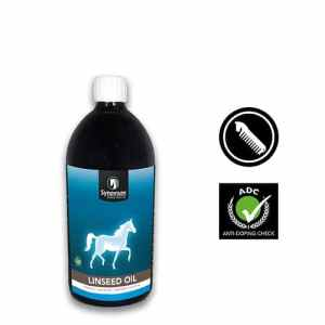 Linseed Oil for Horses - Synovium Horse Health