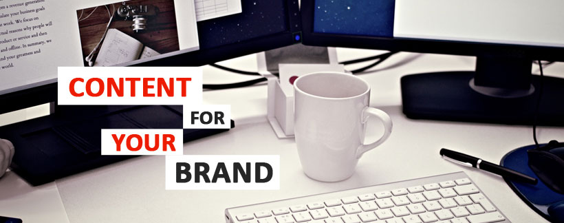 Content for Your Brand