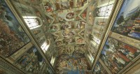 A Quality Virtual Tour of the Sistine Chapel | Synth Eastwood