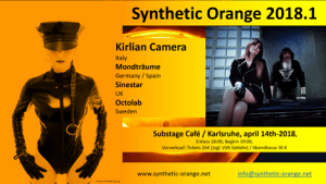 Flyer SYNTHETIC ORANGE 2018.1