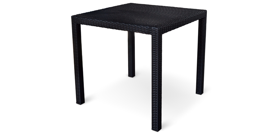 outdoor rattan nova dining table