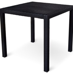 outdoor rattan nova dining table