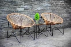 Ring Terrace Set | Rattan Terrace Set | Synthetic Rattan Terrace Set | Indonesia Rattan Terrace Set