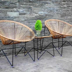 Ring Terrace Set | Rattan Terrace Set | Synthetic Rattan Terrace Set | Indonesia Rattan Terrace Set