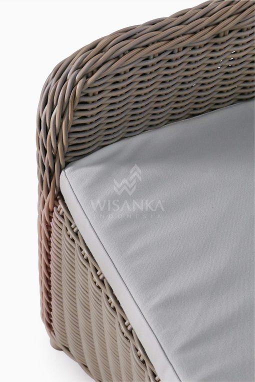 Molde Outdoor Rattan Patio Arm Chair Detail 2
