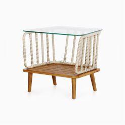 Anjani Terrace Table - Outdoor Rattan Patio Furniture