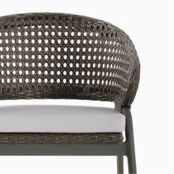 Kent Outdoor Chair - Rattan Patio Furniture detail 1