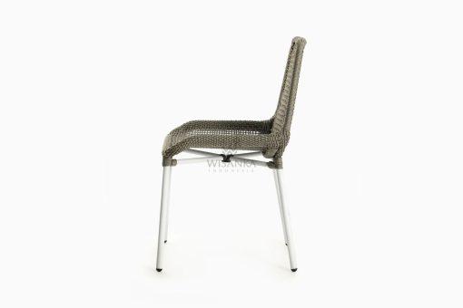 Millen Side Chair - Rattan Patio Furniture side