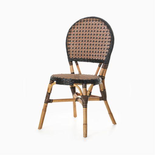 Oka Bistro Chair - Outdoor Rattan Patio Furniture