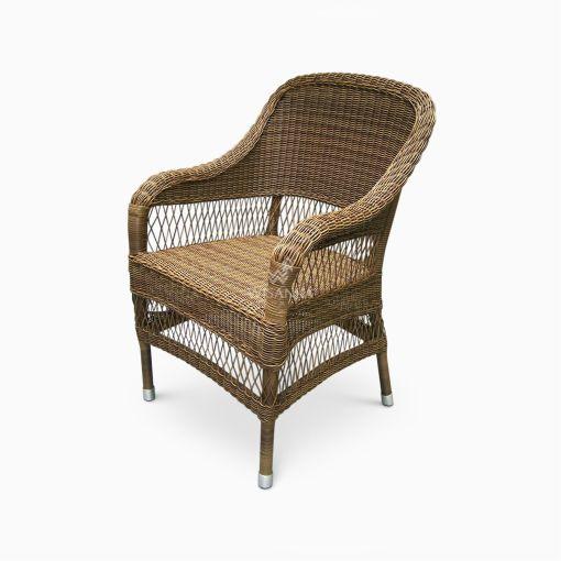 Flores Arm Chair - Outdoor Wicker Garden Furniture