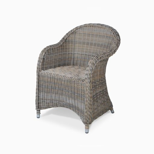 Genoa Arm Chair - Outdoor Wicker Garden Furniture