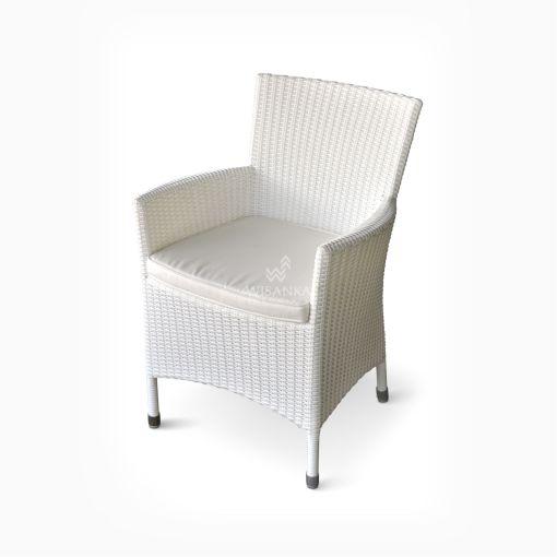 Karibik Arm Chair - Outdoor Wicker Garden Furniture
