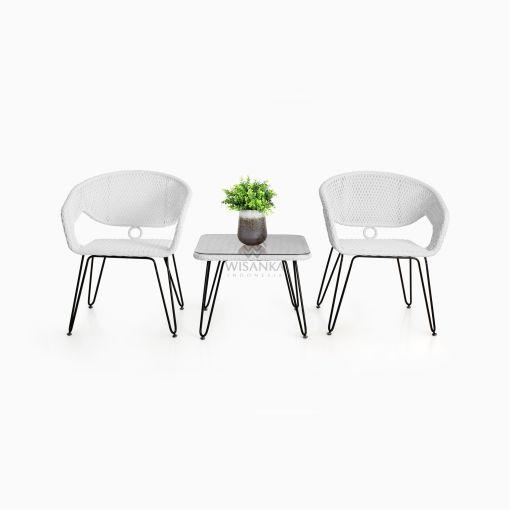 Gourmet Terrace Set - Rattan Garden Furniture set