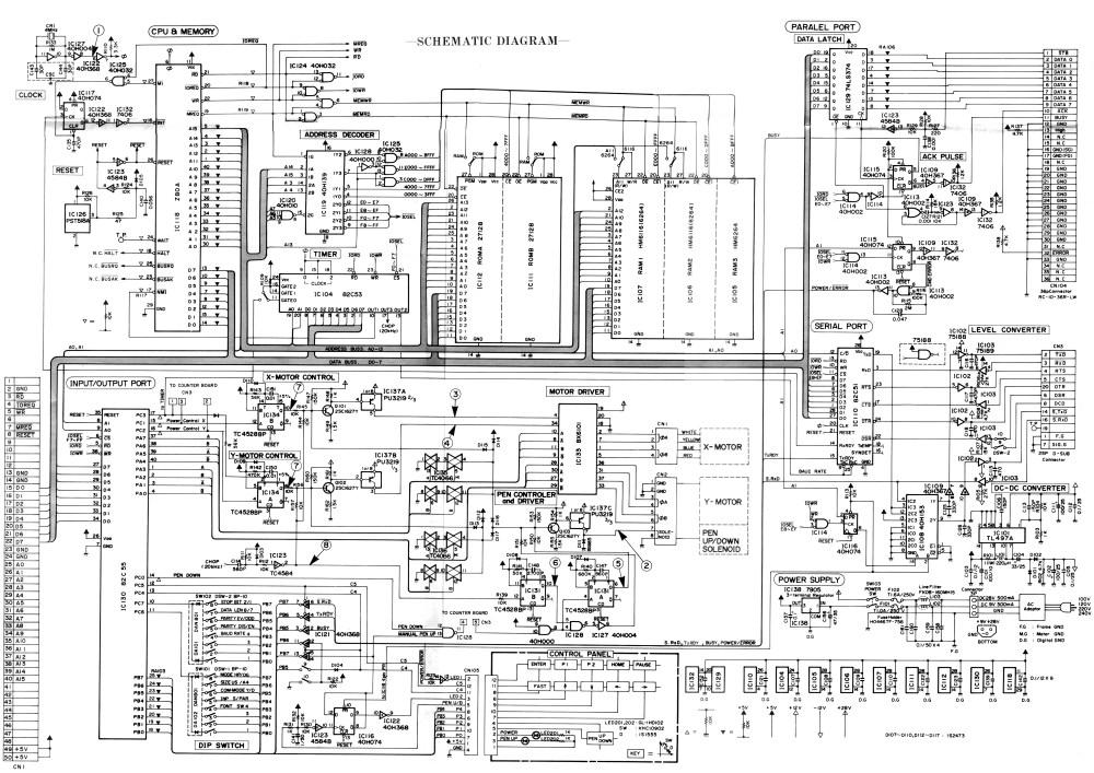 medium resolution of k40 power supply wiring diagram
