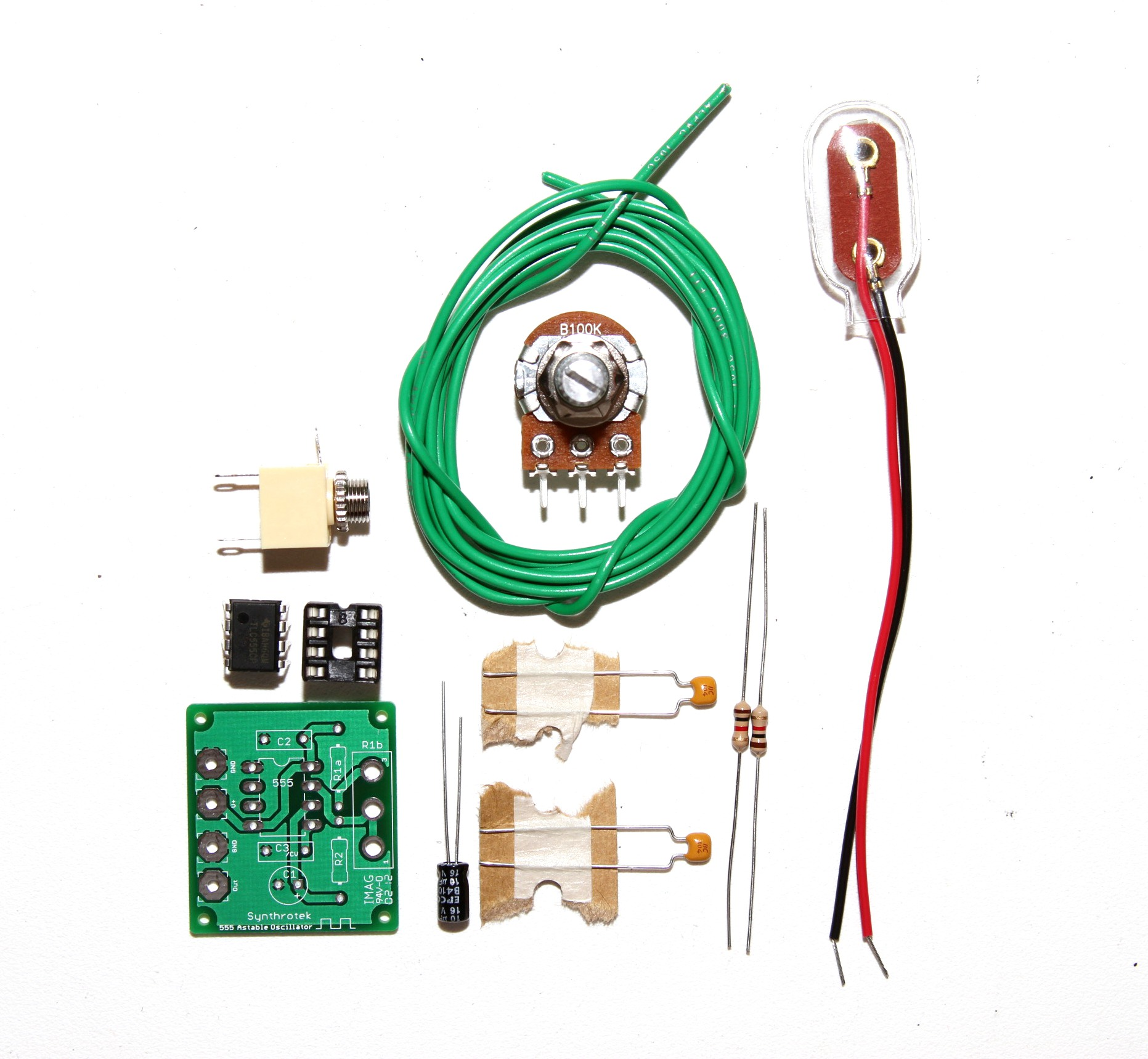 hight resolution of 555 555 timer 555 oscillator 555 timer oscillator lfo diy 555 timer kit synthrotek