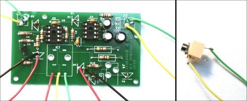 small resolution of step 7 mono audio jacks use the colored wires as guides as to how