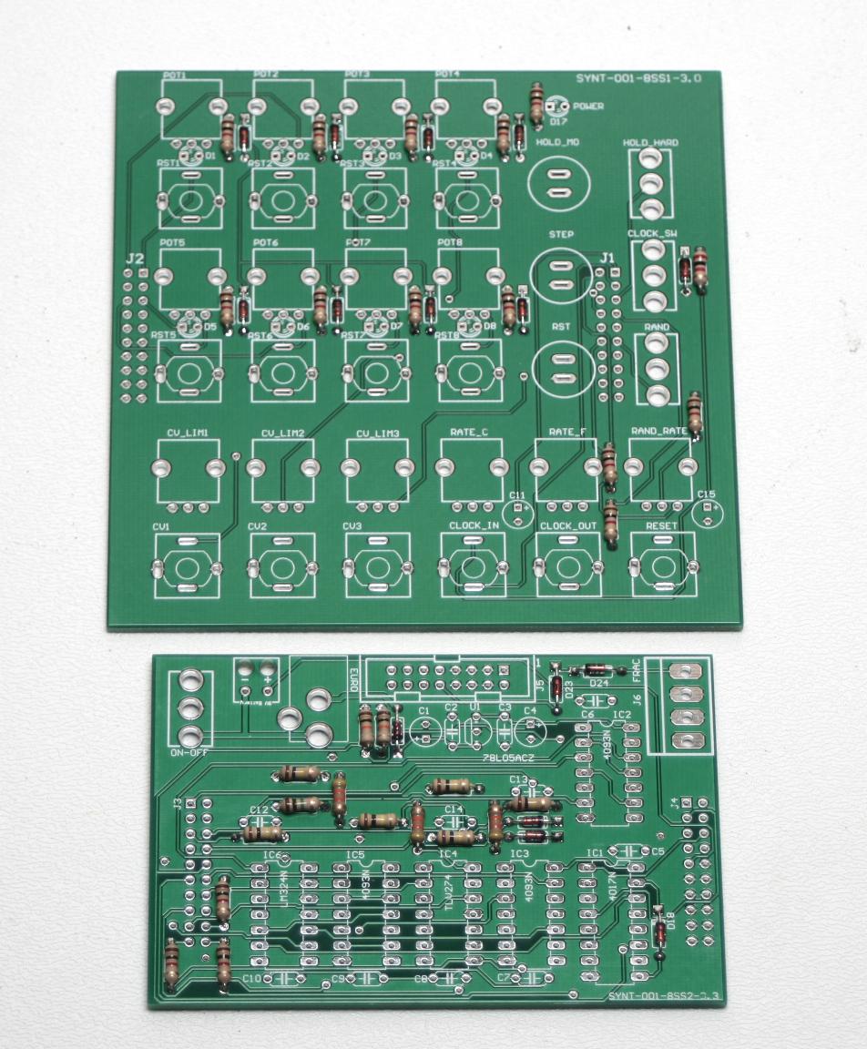 medium resolution of seq8 resistors diodes