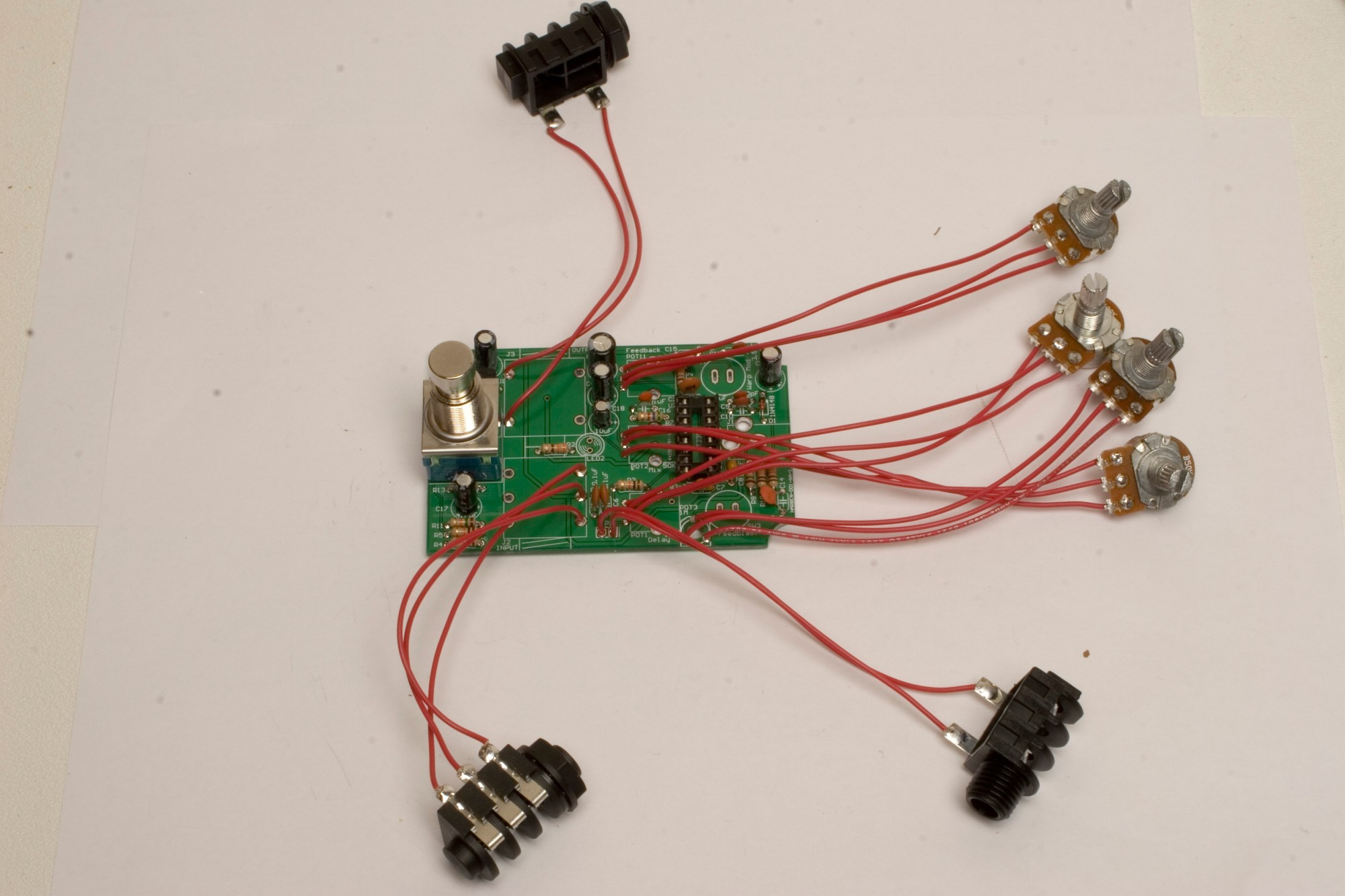 hight resolution of cosmic echo assembly step 8 1 4 jacks