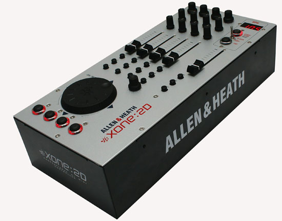 Allen and Heath Xone 2d