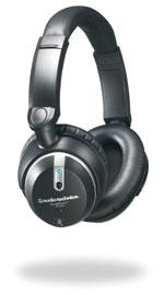 Audio Technica noise-cancelling headphones